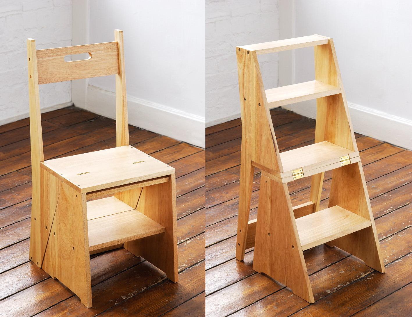 Простой стул стремянка своими руками фото 631
